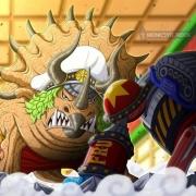 海賊王998話最新情報,不死鳥馬爾科大放光彩,全體飛六胞惡魔果實公布