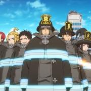 Jo社迎來新作,《炎炎消防隊》第二季pv放出,能否逆轉口碑?