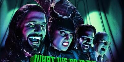2020美劇《吸血鬼家庭屍篇/吸血鬼生活》第二季創出新高9.1分,吸血鬼也能演好喜劇!