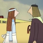 奧斯卡最佳動畫短片推薦:15分鐘的愛情動畫《丹麥詩人》如此驚艷