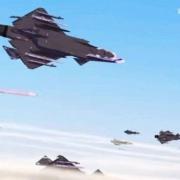 《風刃空械隊》動畫樣片在B站發布,這部空戰國產動漫真的要來了嗎?