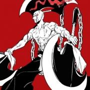 死神人物介紹:充滿魅力的光頭角色——斑目一角