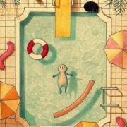 「孤獨星人」插畫:一個人的生活,是不是你的現狀呢?