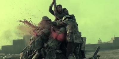 國產戰爭電影《八佰》影評:點映票房超1.6億,但豆瓣評分卻一降再降