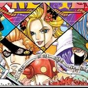 海賊王97卷單行本情報:「飛六胞」身高數據,黑色瑪麗亞8.2米最高角色