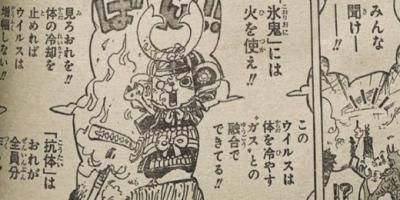 海賊王997話情報:喬巴破解冰鬼的秘密,奎因和King終於坐不住了