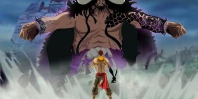 海賊王:索隆默認凱多強於鷹眼,各種稱號都表明凱多單挑無敵