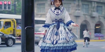 你真的了解洛麗塔嗎?和現代完全不同,真正的lolita裙子長這樣