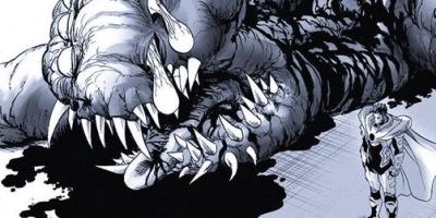 一拳超人181話情報分析,S級英雄排名第一的爆破終於現身,龍捲再次被救!