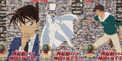 《名偵探柯南》動畫第1000話,「神回」企劃6大角色視覺圖公開!