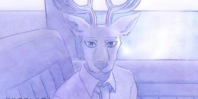 1月新番推薦:一頭鹿領導一群獅子你敢信?《動物狂想曲Beastars》第2季依舊超神!
