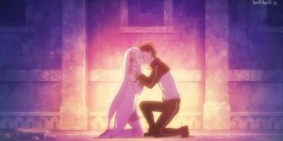 菜月昴吻愛蜜莉雅,這也太甜了!1月新番Re0第二季真心超讚!