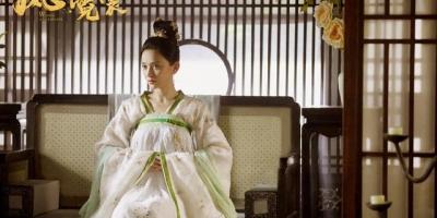 2021古裝陸劇推薦《風起霓裳》,如此靚麗的服化道,這部宮廷古裝劇能火嗎?