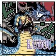 海賊王1003話情報:索隆砍傷凱多,路飛脫力,人獸形凱多登場