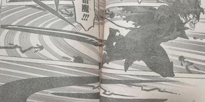 黑色五葉草290話情報,日文版原圖預覽