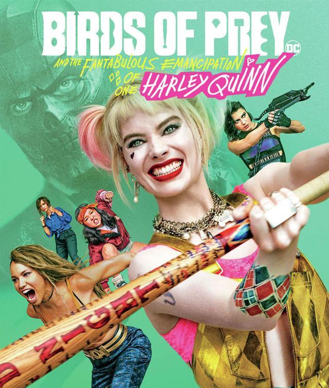 《小丑女大解放》(又譯作:猛禽小隊和哈莉奎茵)